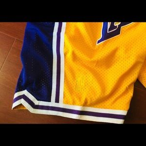 Shorts - Lakers Shorts Just Don Brand New